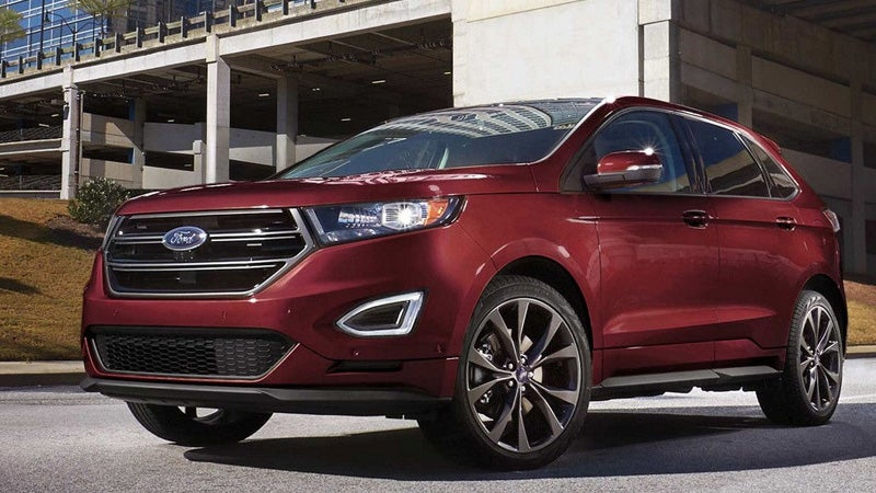 2018 ford edge ford edge in powell wy fremont motor. Black Bedroom Furniture Sets. Home Design Ideas