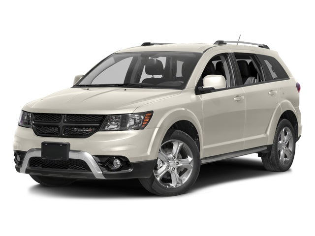 2017 Dodge Journey Crossroad Plus Awd In Powell Wy Billings Dodge