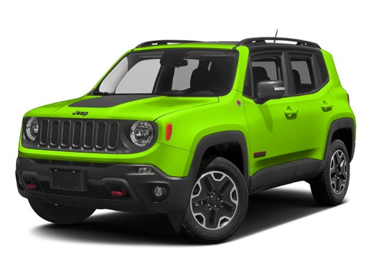 2017 Jeep Renegade Trailhawk In Powell Wy Fremont Motor