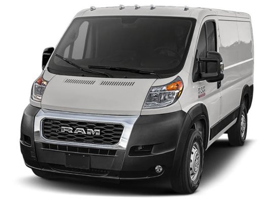 2019 RAM PROMASTER® 1500 CARGO VAN LOW ROOF 136 WB
