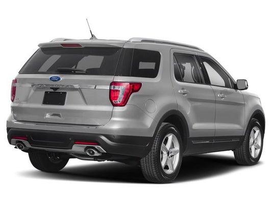 Ford Explorer Limited >> 2018 Ford Explorer Limited