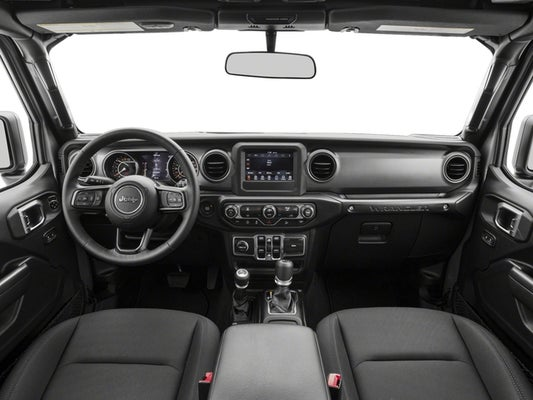 2018 Jeep All New Wrangler Unlimited Sport In Powell Wy Billings