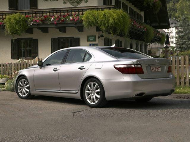 2009 Lexus LS 460 4dr Sdn AWD in Powell, WY | Billings Lexus LS 460 ...